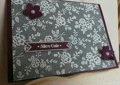 I love lace Karte
