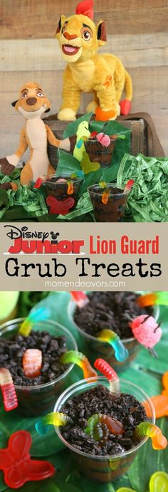 Have some Disney Junior fun with Lion Guard Grub Treats – perfect for watching new FRiYAY episodes or a Lion Guard party! AD Have some Disney Junior fun with Lion Guard Grub Treats – perfect for watching new FRiYAY episodes or a Lion Guard party! Lion King Theme, Lion King Party, Lion King Birthday, Lion Guard Birthday Cake, Lion Party, Birthday Snacks, Disney Birthday, 4th Birthday Parties, 3rd Birthday