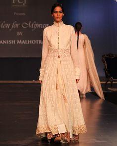 Manish Malhotra. Men for Mijwan. PCJ 14'. Indian Couture.