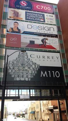 Billboards on Wrenn Street
