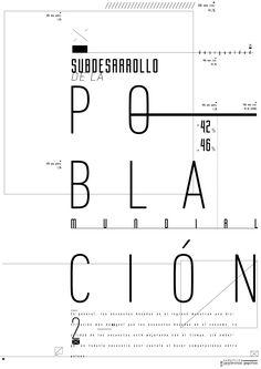 Caro Mariani Poster Design Layout, Typo Design, Typography Poster Design, Print Layout, Typography Inspiration, Graphic Design Inspiration, Book Design, Web Design, Corporate Design