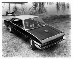 1962 Studebaker Sceptre Concept. Maintenance/restoration of old/vintage vehicles: the material for new cogs/casters/gears/pads could be cast polyamide which I (Cast polyamide) can produce. My contact: tatjana.alic@windowslive.com