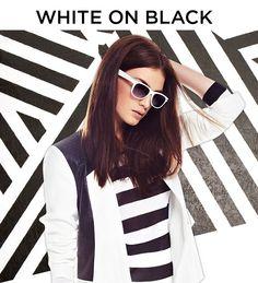 White On Black #riverisland