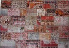 n heeel oud perzisch tapijt