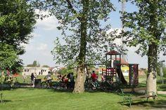 Djećje igralište u parku u Njiemcima