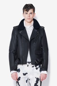 20+ Best ACNE shearling coat images | shearling coat