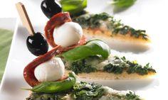 Pizza-Chorizospieße Rezept | Dr. Oetker