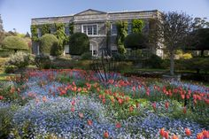 Mount Stewart Gardens near Newtownards, Northern Ireland.