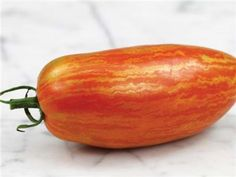 Striped Roman Tomato