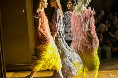 Dries Van Noten Fall 2013 Photographed by Kevin Tachman
