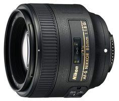 AF-S Nikkor 85 mm f/1.8G