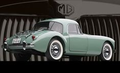 1958 mga coupe Maintenance/restoration of old/vintage vehicles: the material for new cogs/casters/gears/pads could be cast polyamide which I (Cast polyamide) can produce. My contact: tatjana.alic@windowslive.com