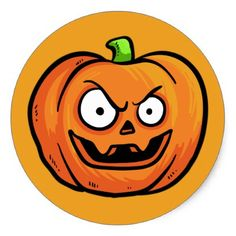 #Halloween Pumpkins stickers 2 - #Halloween happy halloween #festival #party #holiday