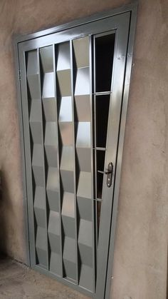 Steel Gate Design, Front Gate Design, Door Gate Design, Wrought Iron Security Doors, Welded Furniture, Grill Door Design, Stainless Steel Railing, Home Entrance Decor, Metal Gates