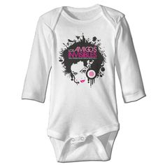 Los Amigos Invisibles Vintage Baby Onesie -- Awesome products selected by Anna Churchill