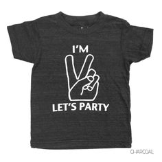 I'm two- Let's Party! // everly b.