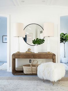 Black faucets, bold black trim, round mirror vignettes and task sconce lamps in unassuming places made it to the top of my list for the best home decor trends to try in 2016.