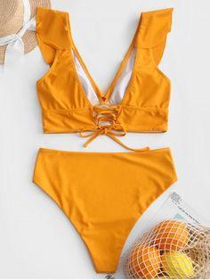 Tankini Swimsuits and Tops Bikini Push Up, Bikini Bandeau, Bikini Top, Reduce Thigh Fat, Exercise To Reduce Thighs, Tankini, Slim Thighs, Mini Vestidos, Swimsuits