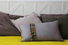 INTERIORS ORIGINALS Groovy detail around cushion