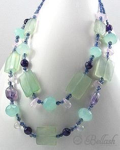 51756263 Collar de Piedras, Quarzo, Cristal c/Plata 925, (En oferta)