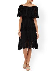 Marilyn Dress | Black | Monsoon