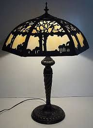 forest lamps