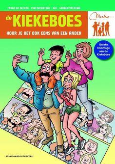 bol.com | De Kiekeboes - Hoor je het ook eens van een ander, Merho | 9789002265624 | Boeken Magazines For Kids, Cartoons, Comic Books, Van, Album, Comics, Strips, Cover, Illustration