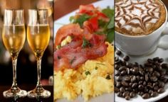 Champagne Breakfast for 2 for ONLY $25. Restaurant Vouchers, Restaurant Deals, Champagne Breakfast, Deal Sites, All Restaurants, Ethnic Recipes, Food, Essen, Meals