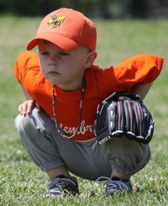 """Moments in Childhood: Closing out the Season """"Game Face"""""""