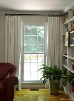 Home Design Ideas Ikea Curtains, Bedroom Curtains, Sheer Curtains, Charleston Homes, Formal Living Rooms, Florida Home, Dream Bedroom, Room Decor, House Design
