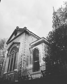 St brides church by aroundthehousestoo