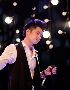 Crazy For Kdrama: Not K but THottie of the Week Vanness Wu