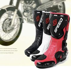 Boots for Motorcycle, Protective Gears,Motocycle Accessories & Parts,Motocross Boots for Racer,Sport Shoes Men,KD 7,2015 New