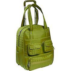 Lug Puddle Jumper Wheelie Bag - Grass - via eBags.com!