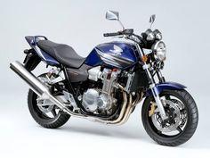 August 2003: Honda CB1300 Super Four