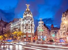 Spain has the two best cities in the world: | 25 Reasons You Should Be In Spain Right Now