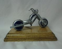 Corona Chopper W/Free redneck ashtray di JTuckDesigns su Etsy