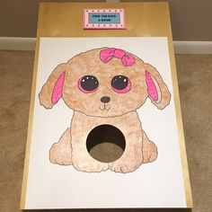 Adopt A Pet (Beanie Boo Cats & Dogs) Birthday Party - Kinderspiele Dog Themed Parties, Puppy Birthday Parties, Puppy Party, Cat Birthday, Animal Birthday, Birthday Party Themes, Birthday Ideas, Turtle Birthday, Turtle Party