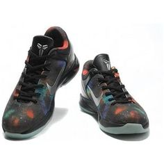 Nike Zoom Kobe 7 VII Big Bang Galaxy 2012 All Stars Shoes