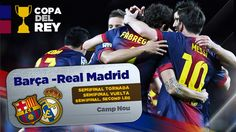 FC Barcelona vrs. Real Madrid.