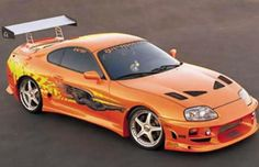 The Fast and the Furious: 1994 Toyota Supra