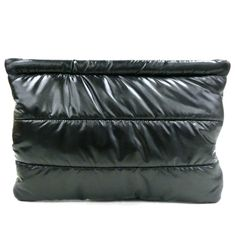 BONDING CLUTCH BAG / POLYESTER / Men's bag