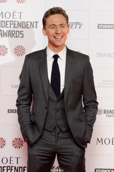 Tom Hiddleston @ the British Independent Film Awards at Old Billingsgate Market on 9.12.2012 in London From http://www.weibo.com/torilla