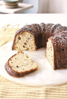 the chew | Recipe  | Daphne Oz's Coconut Pound Cake