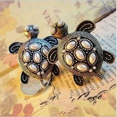 Tortoise rings