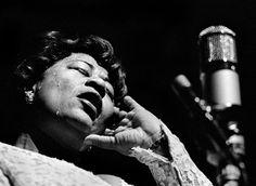 Ella Fitzgerald - Herman Leonard. Jazz: A Rare Record of a Cultural Revolution | Brain Pickings