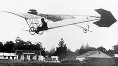 Demoiselle No. 20, flew 1907. 18 kW (24-hp), later 22 kW (30 hp), opposed twin ca. 3.2 litre. Radiators lightweight thin-tube mounted under the wing. Fuselage of three bamboo tubes of about 5 cm (2 in) dia. connected by oval steel tubes. For transportation the bamboo tubes were in two sections, joined by brass sockets. Wings spars ash, ribs bamboo. Lateral control by wing warping
