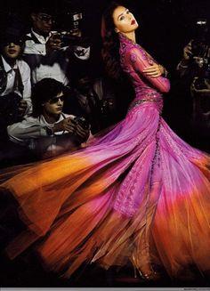 Monica Bellucci in Dior