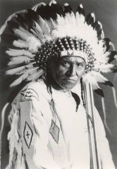 Eagle Child - Blackfoot (Siksika) - circa 1935