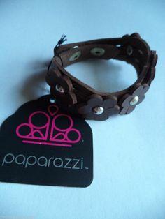 Paparazzi Leather Bracelet *NEW*